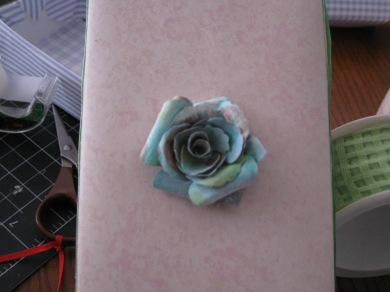 bluepaper rose1