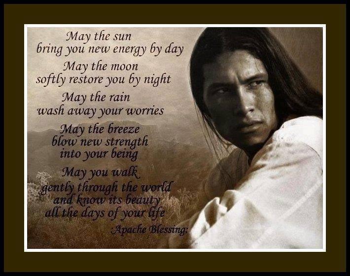 cherokke prayer