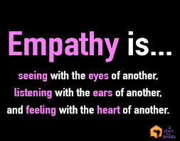 image empathy is