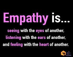 image empathy is