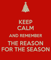 keep calm reason for season