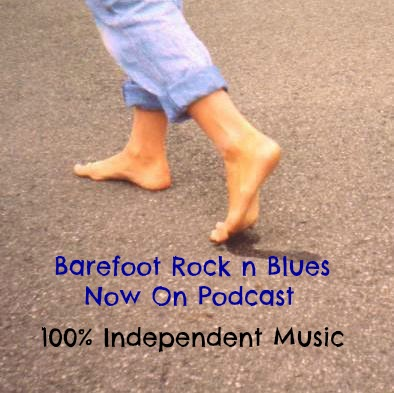 barefoot rock n blues podcast