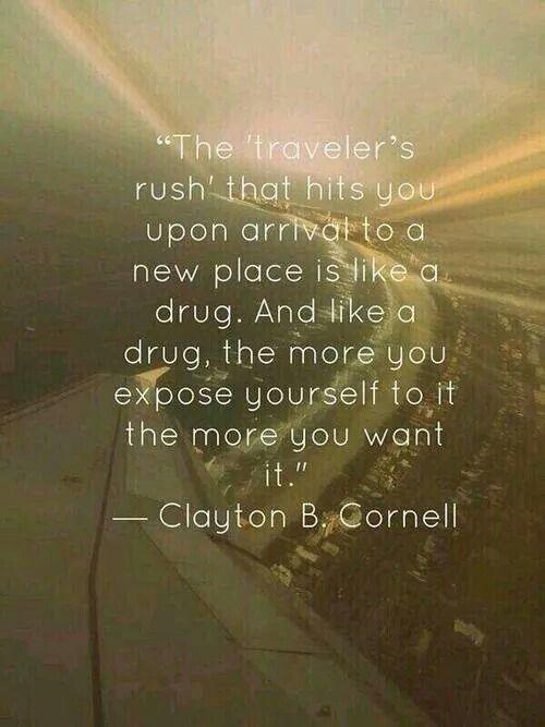 travelers wish
