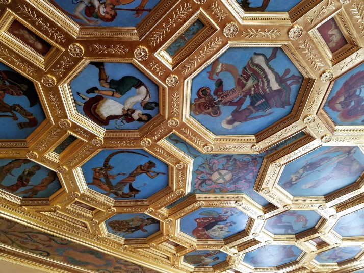florida_ringling ceiling tiles